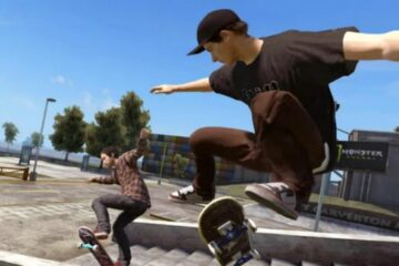 ea games skate 4