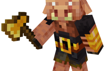 minecraft piglin brute