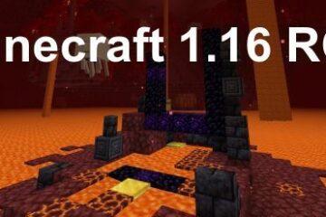 Minecraft 1.16 RC1