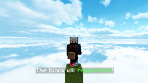 Minecraft Oneblock