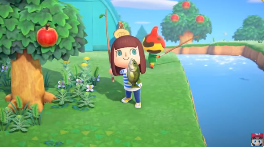 Animal Crossing Bug Off Points