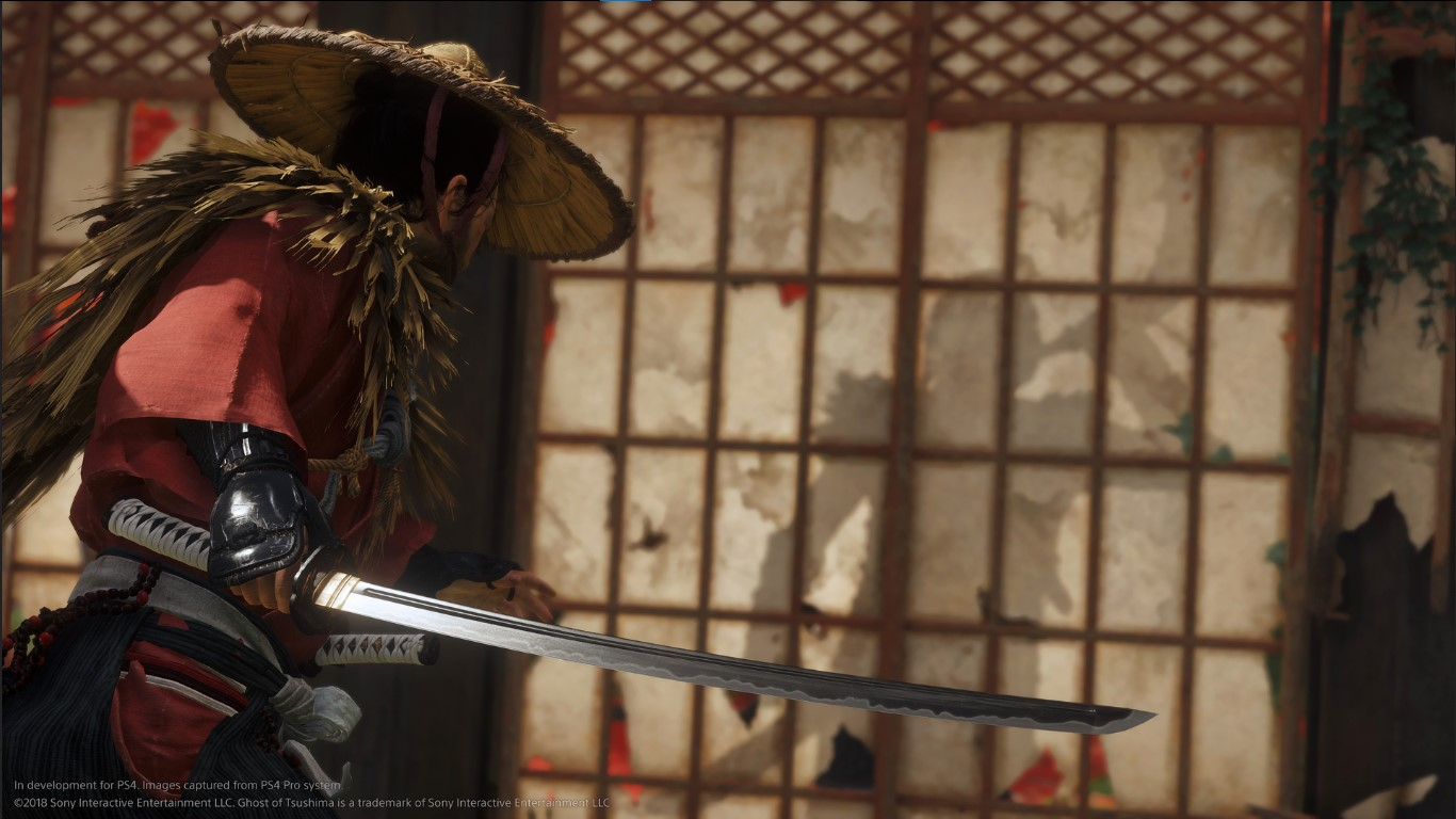 List of all sword kits in ghost of tsushima