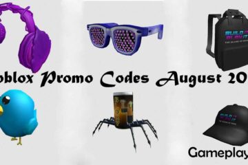 Roblox Promo Codes August 2020