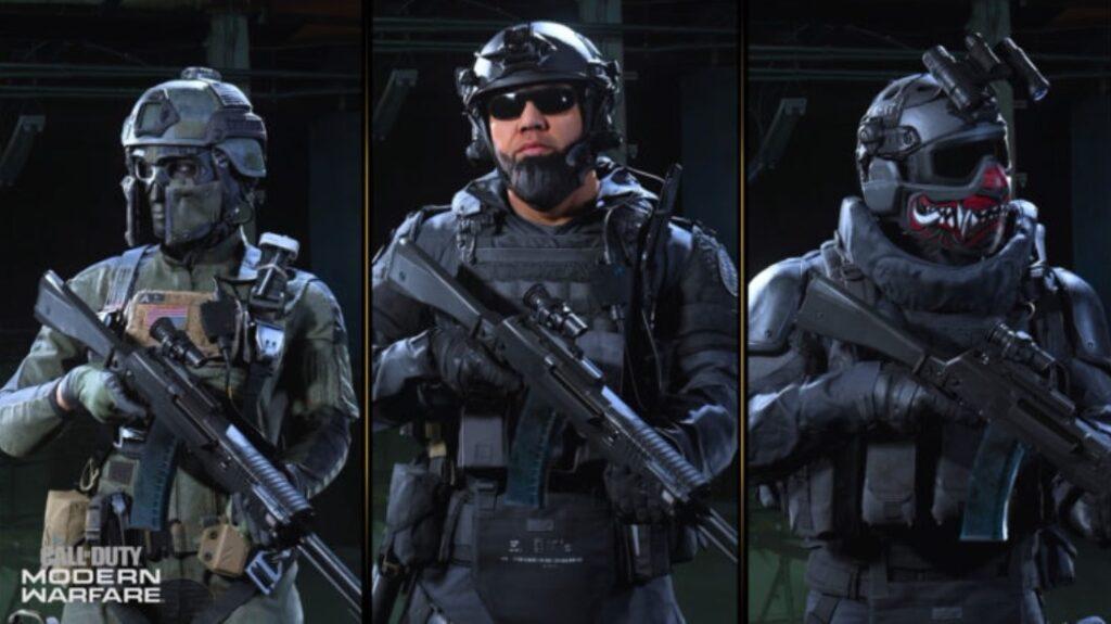 call of duty shadow company weapon