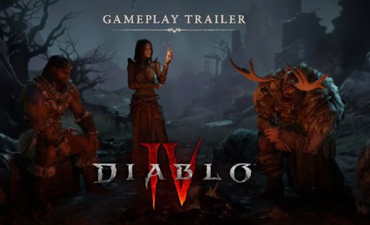 diablo 4 trailer