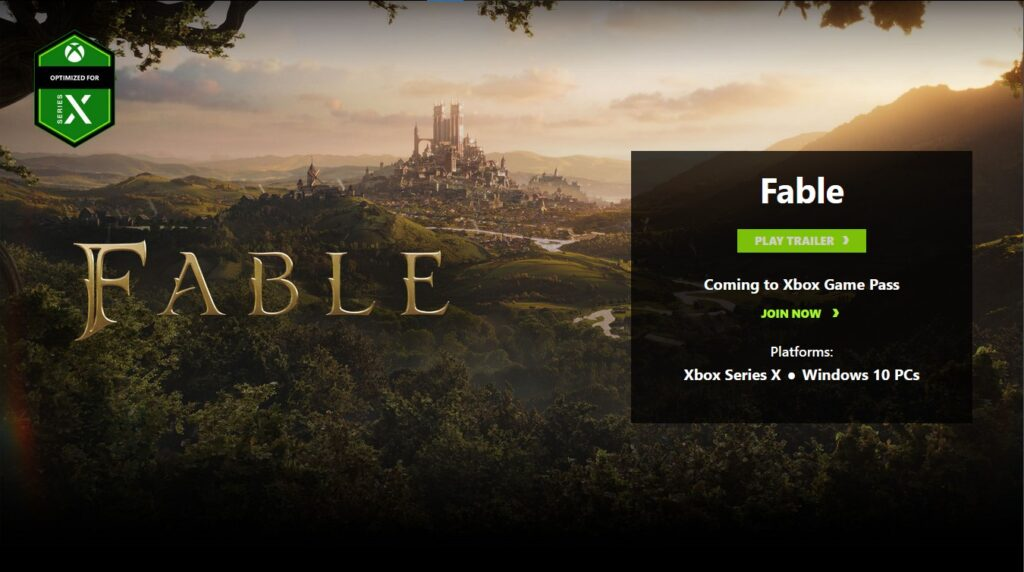 fable 4 release date