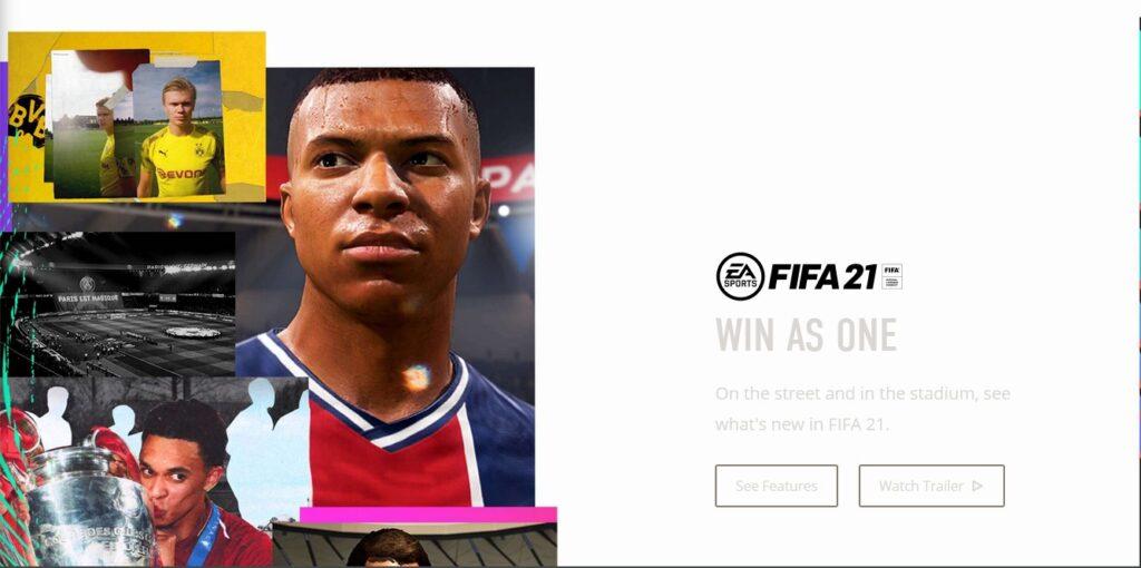 fifa 21 pre order bonus