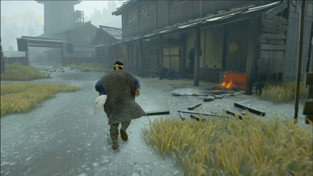 ghost of tsushima komatso forge
