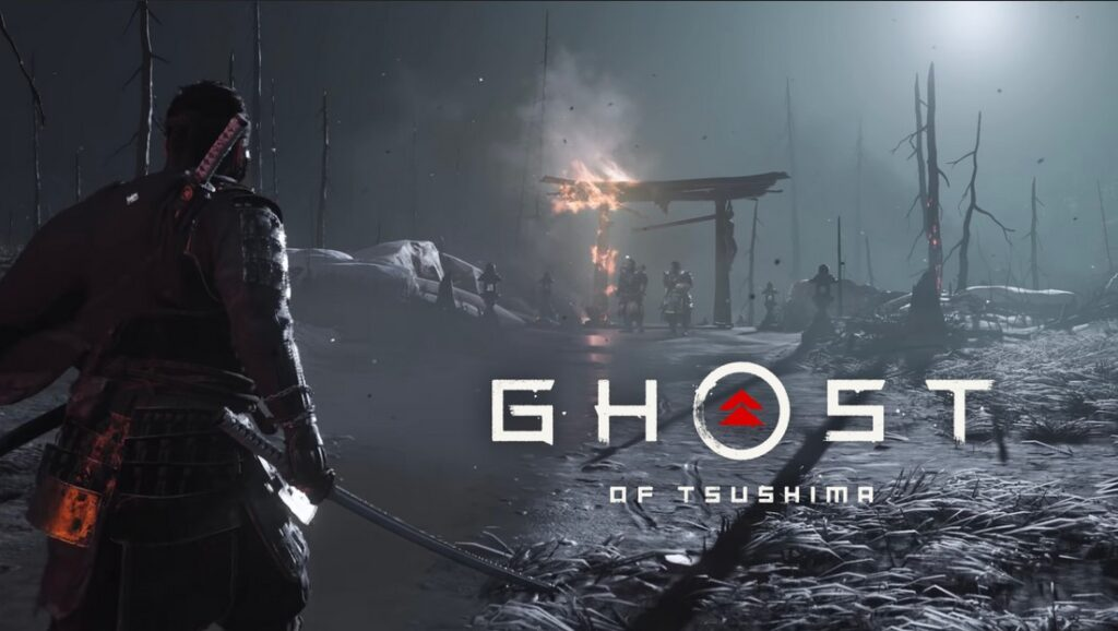 ghost of tsushima update 1.07