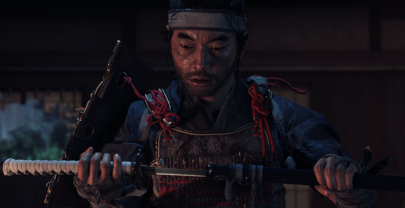 ghost of tsushima weapons list