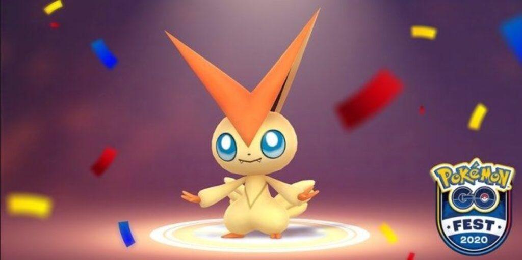 how to get victini pokemon go