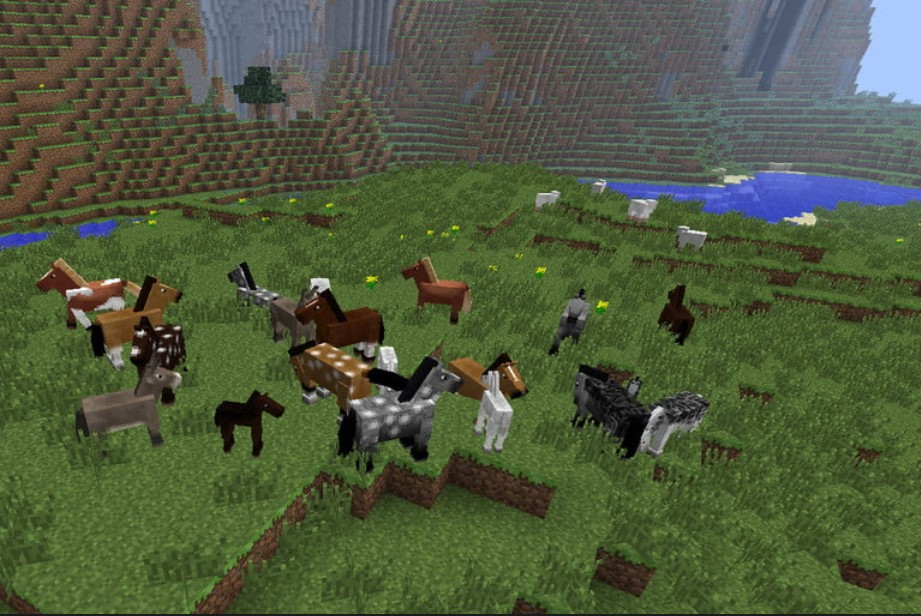 how to tame horse minecraft