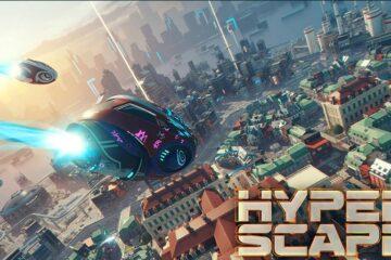 Hyper Scape Beta