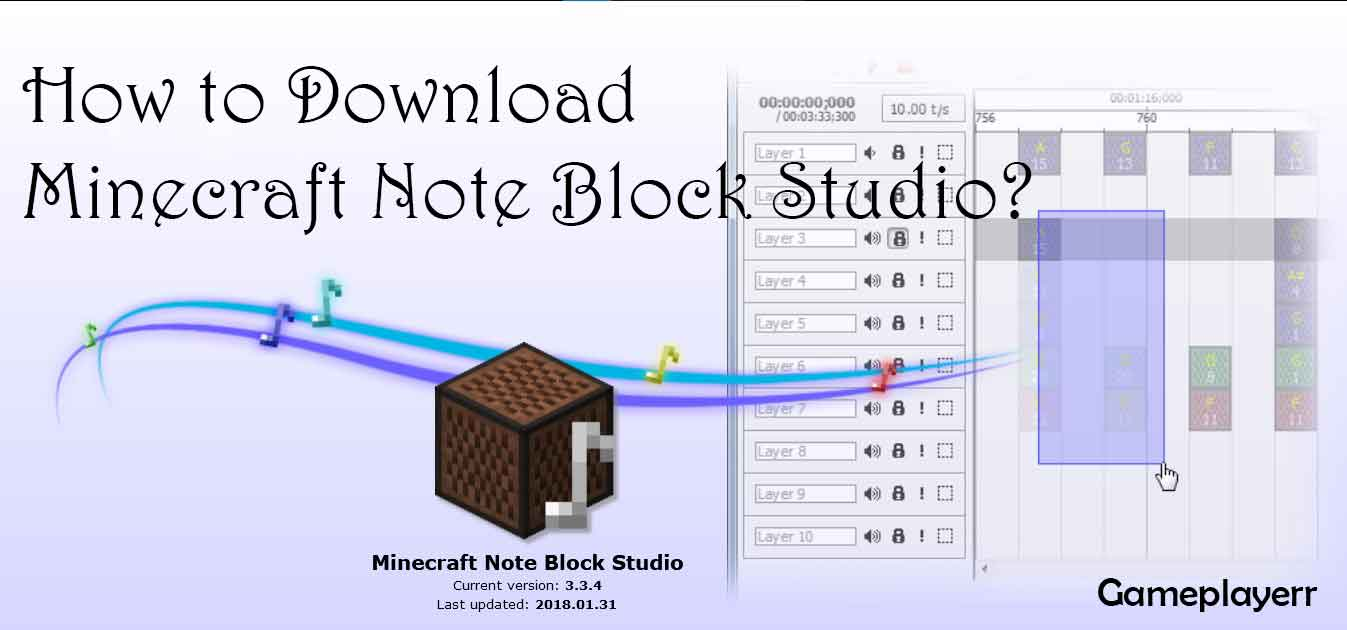 minecraft note block studio