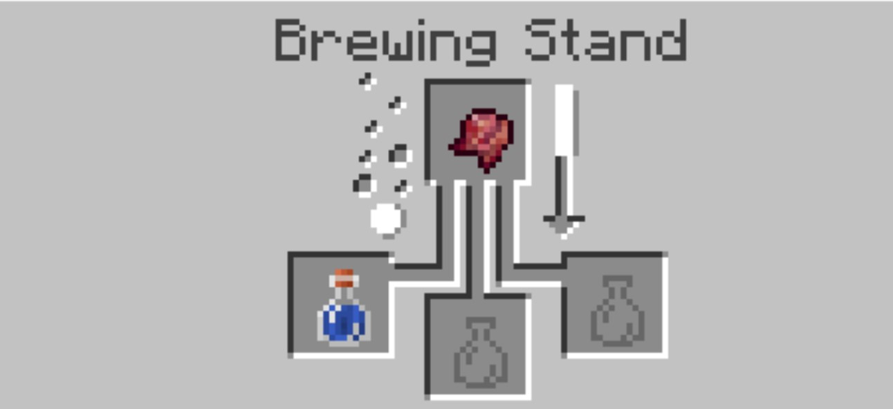 minecraft potion of weakness