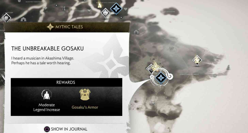 mythic tales ghost of tsushima