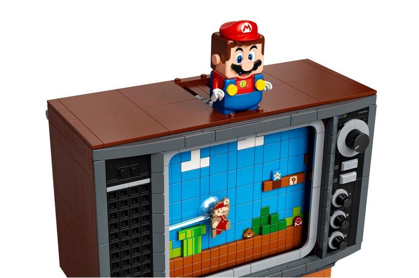 nintendo LEGO NES console