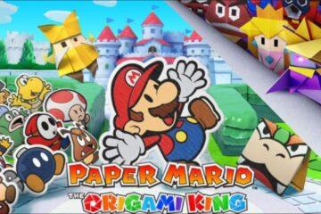 paper mario origami king download