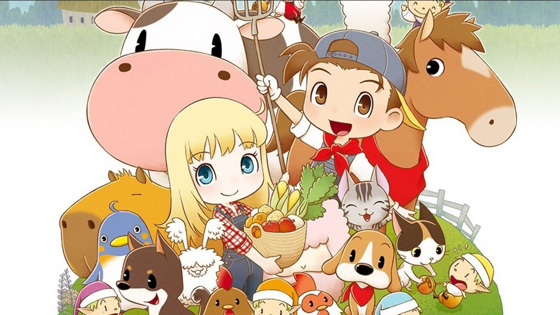 story of seasons friends of mineral town download