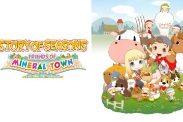 story of seasons friends of mineral town release time