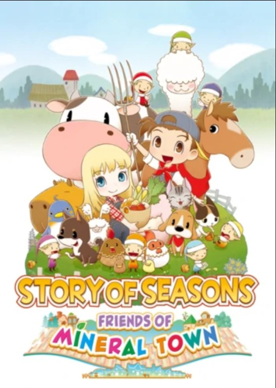 story of seasons friends of mineral town review