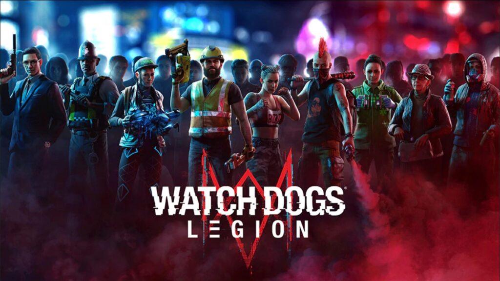 watchdogs legion release date