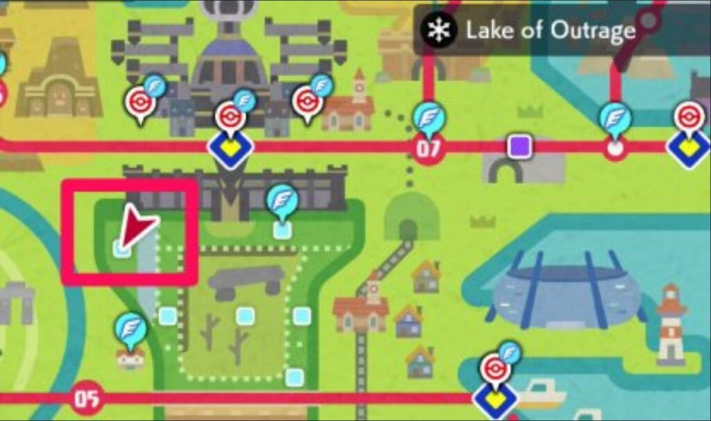 where to find a fire stone in pokemon sword img