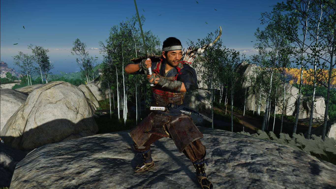 which is the best armor in ghost of tsushima