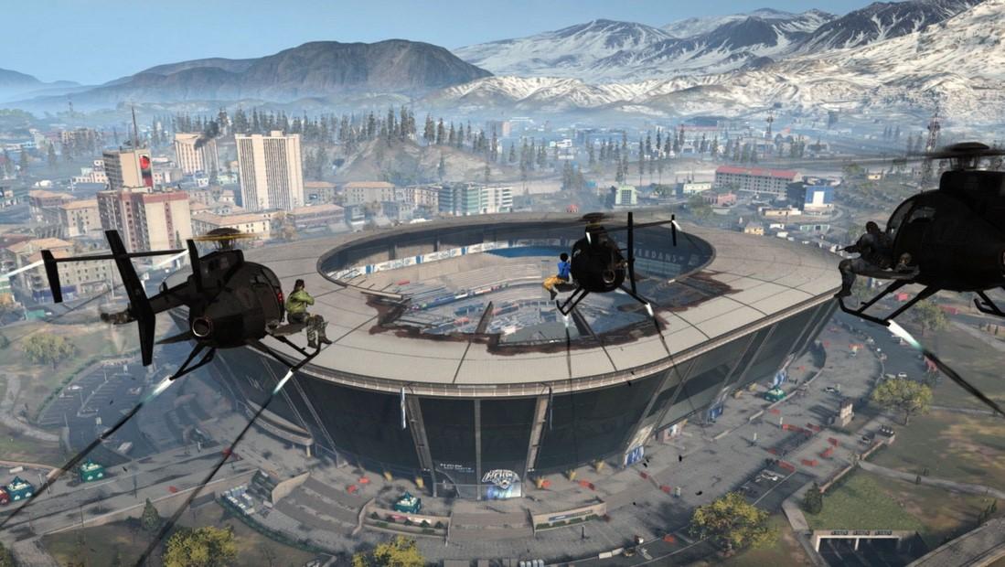 Call of Duty Stadium Access Code