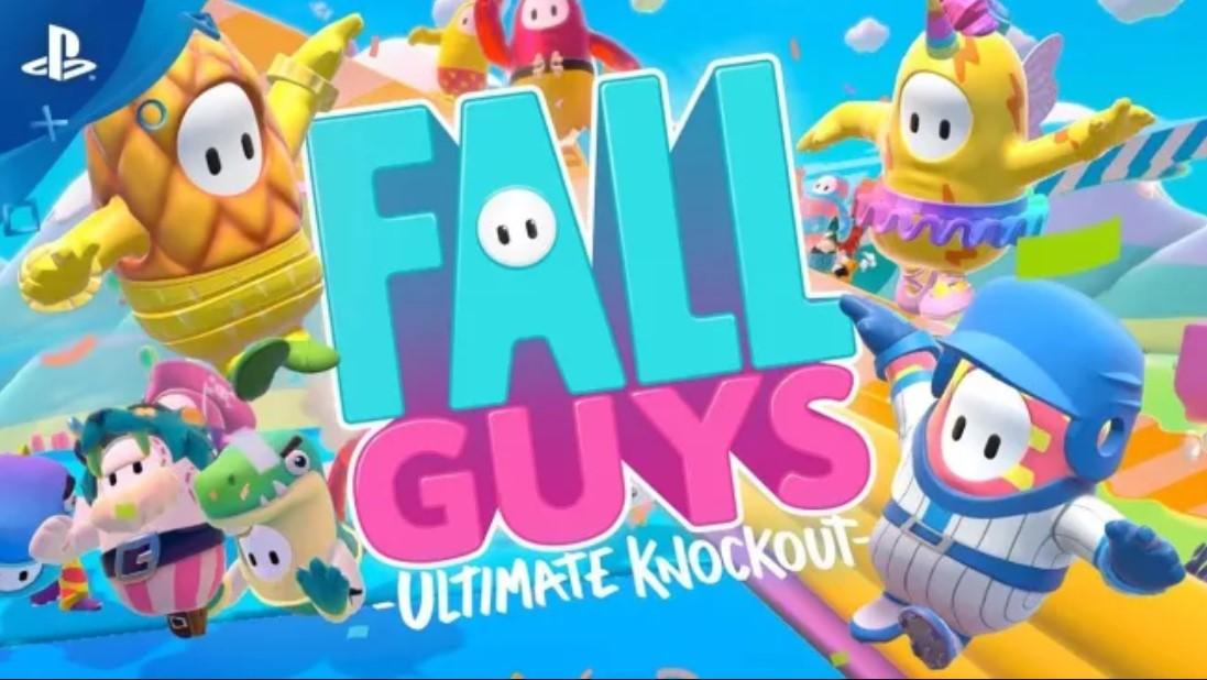 Fall Guys Servers PS4 Error