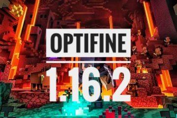 Minecraft optifine 1.16.2