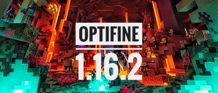Minecraft optifine 1.16.2