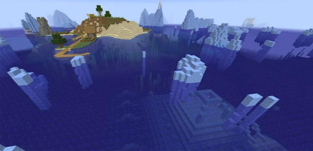 Minecraft Survival Island Seeds img