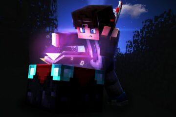 Riptide in Minecraft