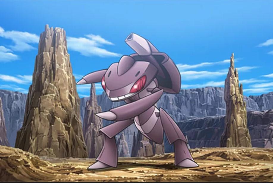 Perfect Genesect Pokemon GO