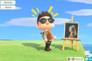 aminal crossing painting guide