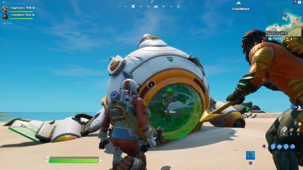 ancient ship fortnite img