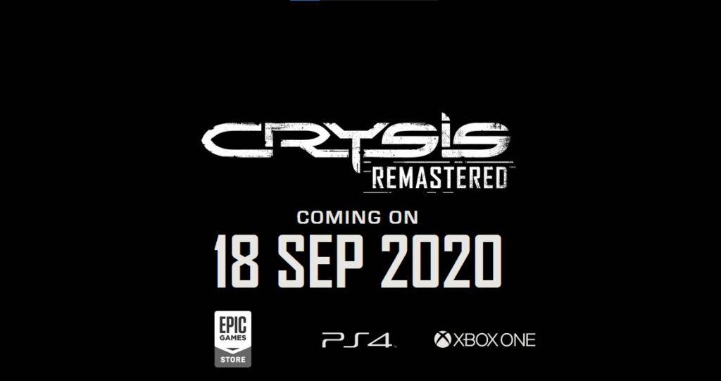 crysis remastered trailer img