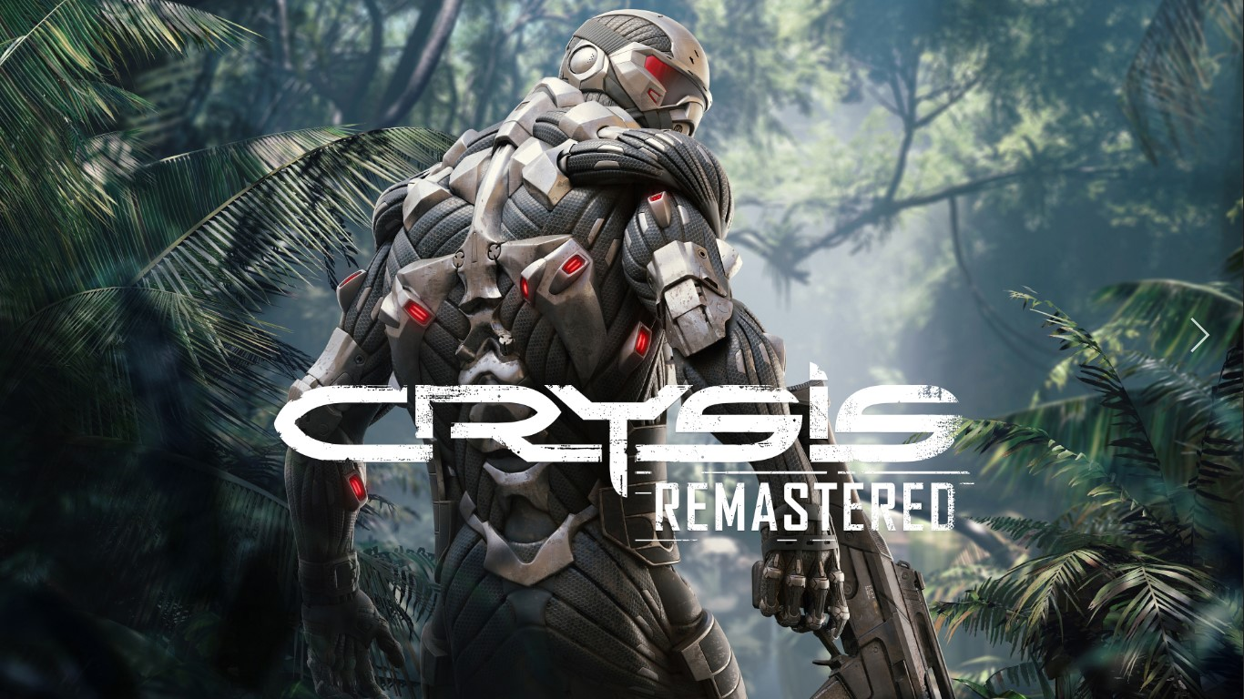 crysis remastered trailer