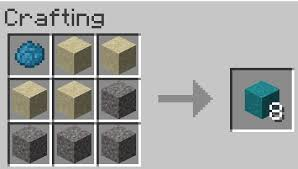 concrete in minecraft