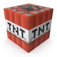 TNT in Minecraft