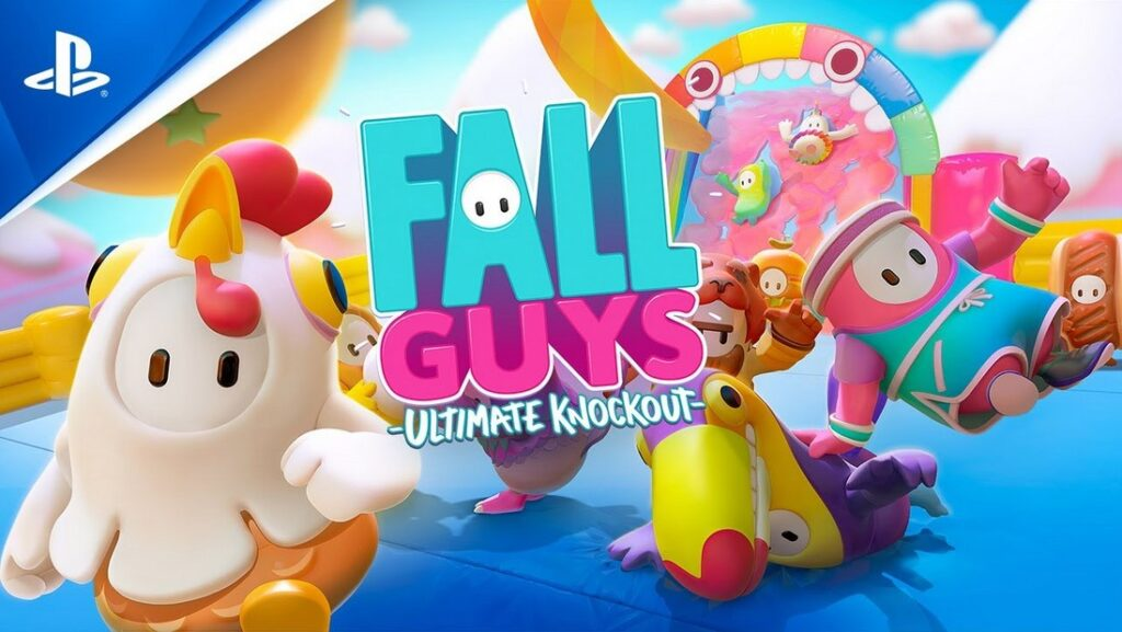 fall guys new maps