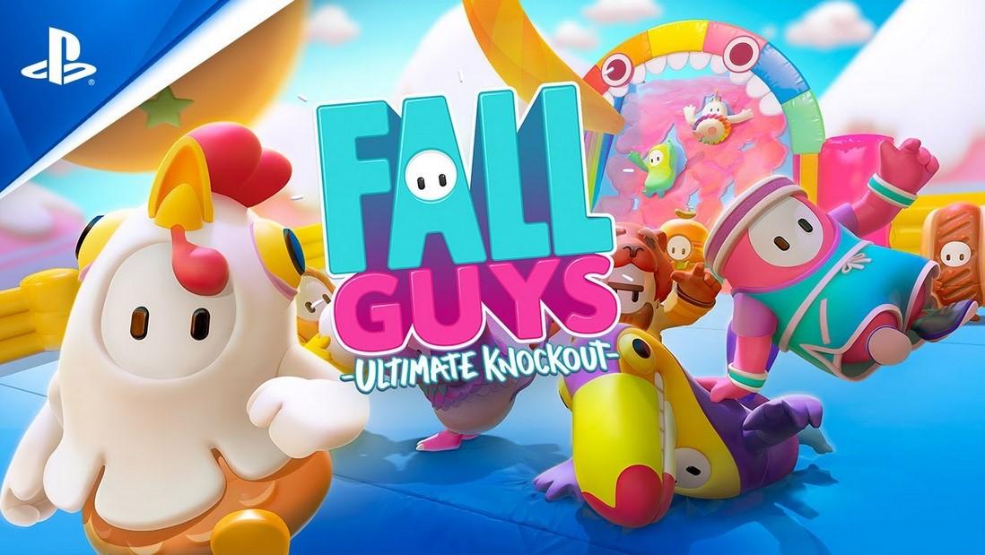 fall guys new maps