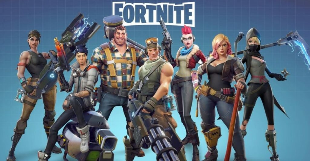 fortnite save the world characters