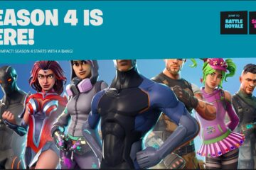 fortnite season 4 patch notes