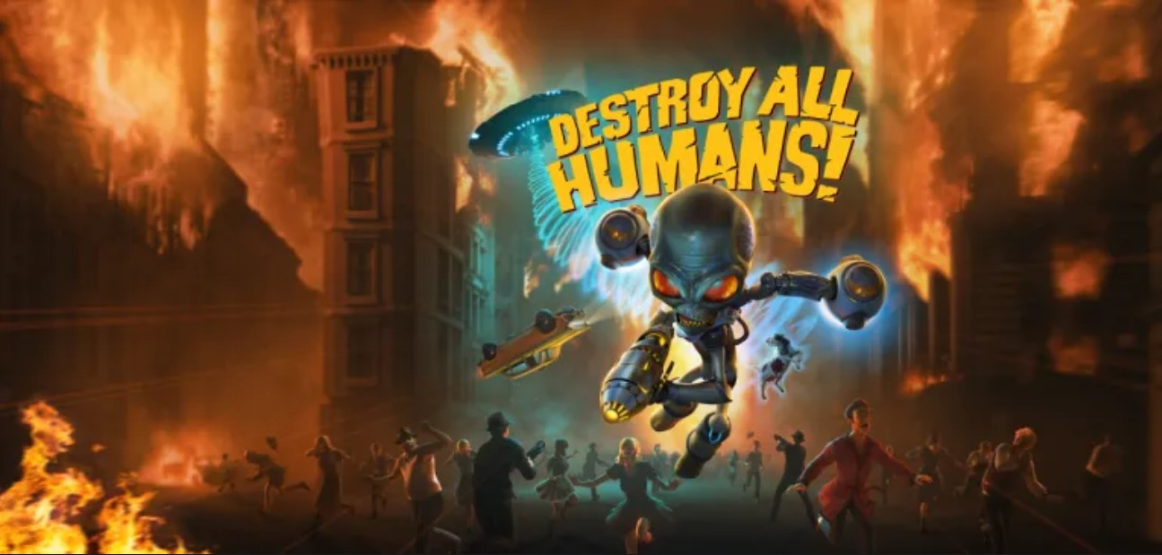how many missions in destroy all humans remake