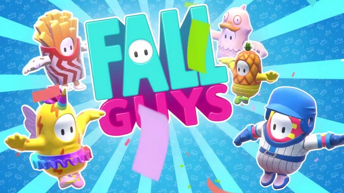is fall guys on mobile