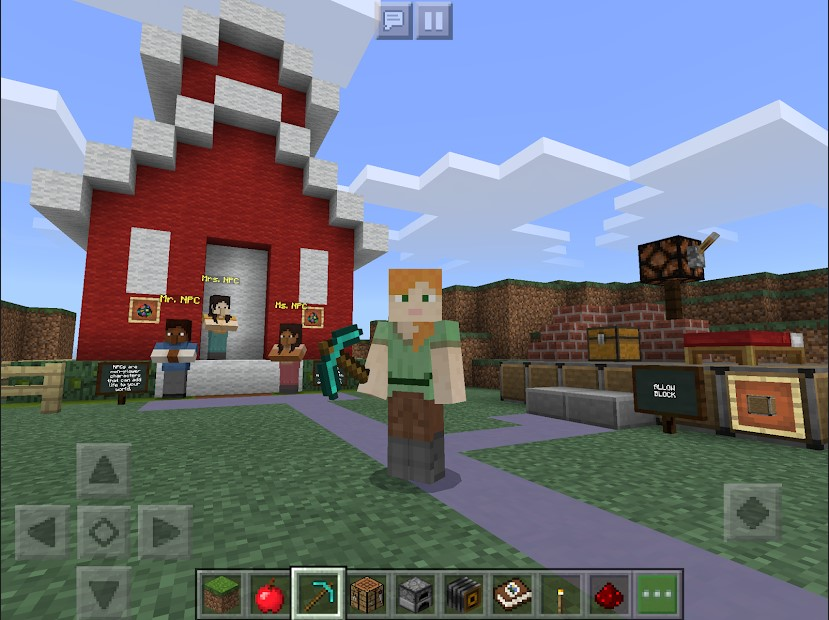 Minecraft Education Edition on Chromebook Download Install