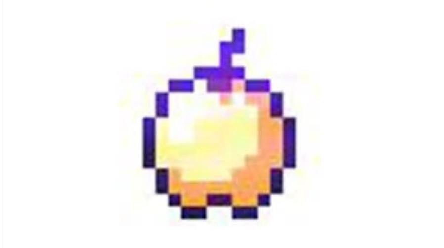 minecraft enchanted golden apple