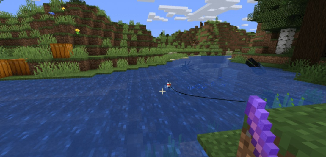 minecraft fishing rod enchantments